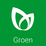 button-groen